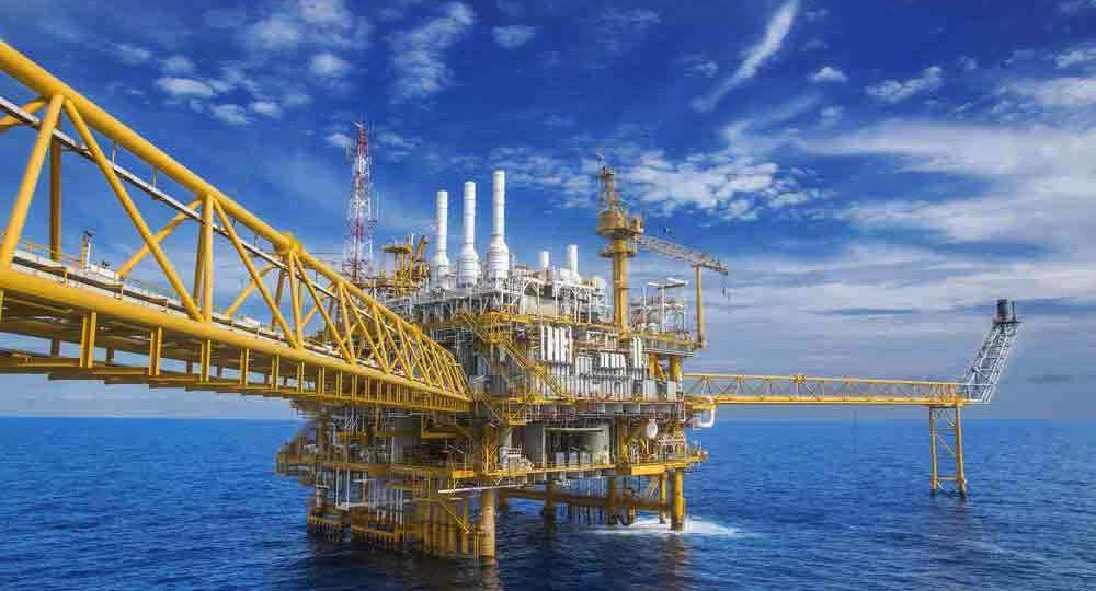 oil market falling