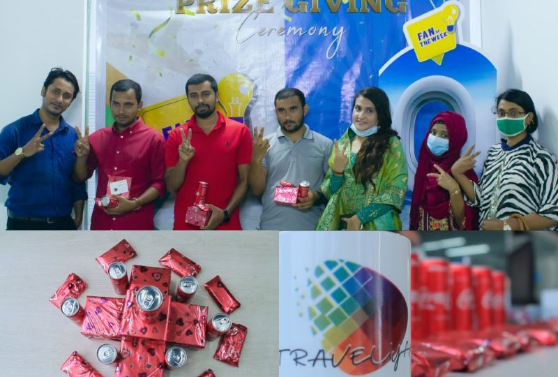 Prize Giving ceremony